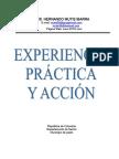 Experiencia, práctica y acción