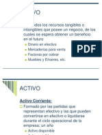 Activos, P, C, Administracion