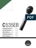 c535eb Manual