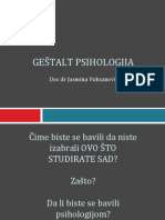 3 Gestalt Psihologija