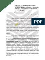 Patrimonialismo e a formação do Estado Brasileiro
