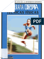 Fisioterapia Deportiva - Técnicas Físicas