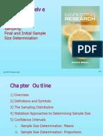 Marketing Research Module 8 Sampling Design Finalsize