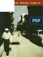 Buena Vista Social Club Music Book