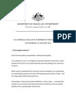Robb Speech U S-AUS Partners Asia Pacific