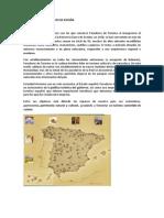 UD 4  DESTINOS TURÍSTICOS DE ESPAÑA (2ª PARTE)