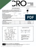 ML7805A datasheet