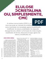celulose microcristalina