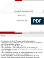 Consult at i i 18 Decem Brie 2013