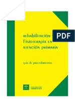Manual de Rehabilitacion y Fisioterapia