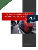 Curso de Microcontroladores Pic18f4550