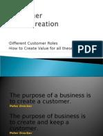1)Customer Value Creation 97