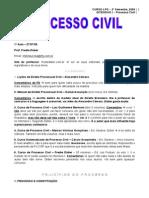 Processo Civil Fredie Dider Lfg 2009