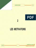 2 Motivations