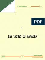 1 Taches