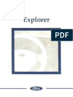 Ford Explorer Manual Del Propietario 2002-2005