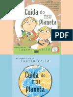 Cuidar Do Teu Planeta Livro