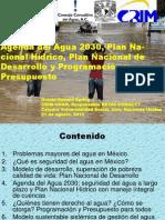 Agenda Del Agua 2030,Final