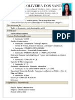 Eliane de Oliveira Dos Santos