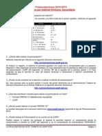 Preguntas Frecuentes Web Primaria y Secundaria 2014 v2