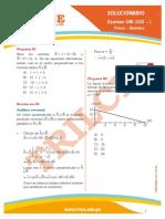 Solucionario UNI 2013-I Física y Química