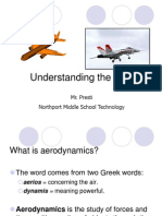 Undrstanding the Aerofoil