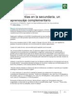 Anexo - Pasantías secundarias nuevo decreto