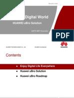 LivingTheDigitalWorld-Huawei-uBroSolution