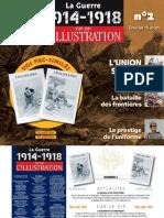 La Guerre 1914-1918 vue par Illustration ¹2