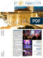 Fort Harrison Hotel Newsletter Jan 14