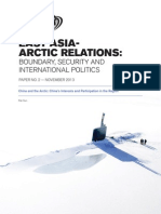 China and the Arctic