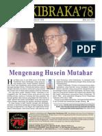 Bulletin'78-Mengenang Husein Mutahar