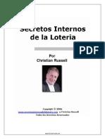 Secretos Internos de La Loteria (El Libro Negro)