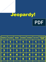 1st Partial Jeopardy