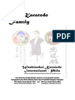 primer cover our karate family