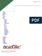 Deadline_Stil Im Journalismus