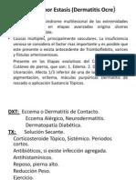 Dermatitis Por Estasis