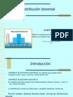 CLASE 7 La Distribucion Binomial