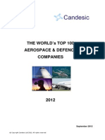 Candesic Top 100 AD Report Sept 2012