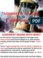 Judgment of the Living