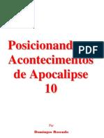 Posicionando Os Acontecimentos de Apocalipse 10