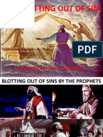 The Blotting Out of Sin