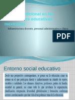 Modelo Tradicional en Las Instituciones Educativas Mexicanas