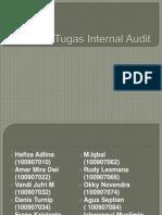 Tugas Internal Audit