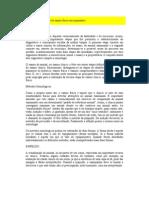 Métodos semiológicos de exame físico em ruminantes