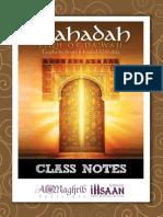 ShahadahNotes_QabeelatIhsaan