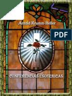 Conferencias Esotericas