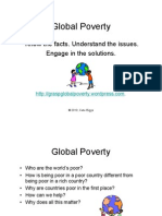 The 5 Ps of Global Poverty Power Point Presentation9