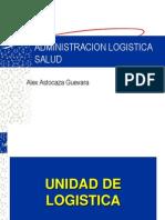 Administracion Logistica Salud