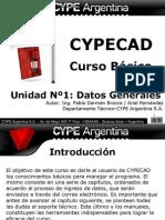 Curso Basico Cypecad 01-Datos Generales-V2
